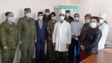 """From October 1 to October 30, 2020, the Republican public organization """"Afif"""" in cooperation with the Main Directorate for the Execution of Criminal Sentences of the Ministry of Justice of the Republic of Tajikistan (MDECS MJ RT) and the Municipal Infecti"""